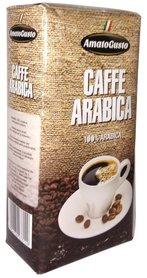 Amato Gusto kawa mielona 0,5kg 100%Arabica