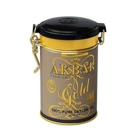 AKBAR GOLD (PUSZKA) 100 g herbata liściasta