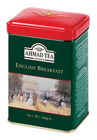 Ahmad English Breakfast herbata czarna liść 100g