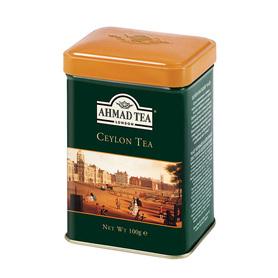 Ahmad Tea - Ceylon Tea (puszka) - 100 g liść