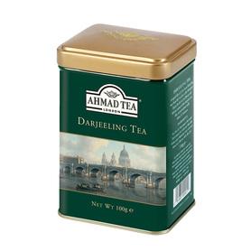 Ahmad Tea London - Darjeeling Tea - liściasta 100g (puszka)