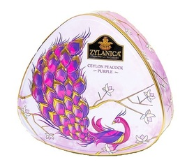 Zylanica Peacook Collection Purple100g Herbata czarna