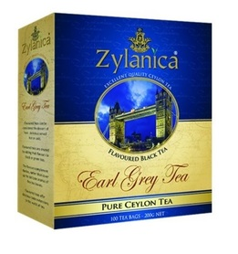 ZYLANICA EARL GREY 100*2g EKSPRESOWA