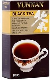 Herbata Yunnan 901  liść 100g