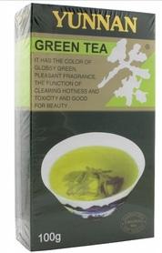 Herbata zielona Yunnan 901  liść 100g