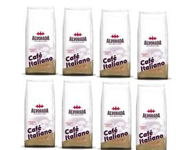 Alvorada Cafe Italiano 8x1kg ziarno