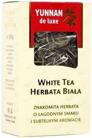 Herbata Yunnan de Luxe White Tea 100g