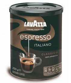 LAVAZZA CAFFE ESPRESSO 250 g PUSZKA Kawa mielona