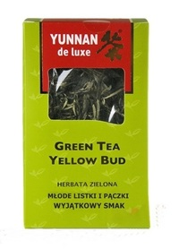 Herbata Yunnan de Luxe Green  Tea 100g