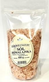 Sól himalajska Gruboziarnista 500g