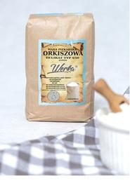Mąka orkiszowa jasna 5kg