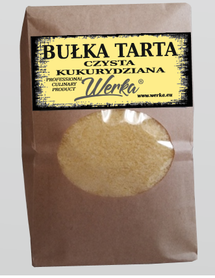 Bułka tarta czysta kukurydziana 0,25