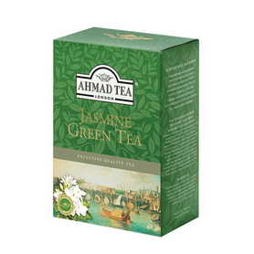 Herbata zielona Ahmad Green Jasmine Tea liściasta 100 g