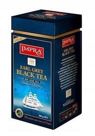 Herbata czarna Impra Earl Grey puszka 200 g