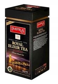 Herbata czarna Impra Royal Elixir Knight puszka 200g liściasta liść