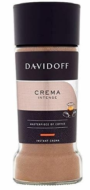 Kawa rozpuszczalna DAVIDOFF CREMA INTENSE 90G