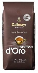 Kawa ziarnista Dallmayr Espresso d' Oro 1 kg Arabica