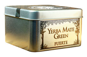 Yerba Mate Green FUERTE w puszce 70 g