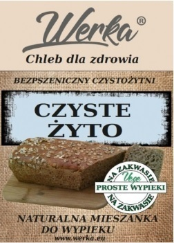 Mieszanka Chlebowa bezpszeniczna Czyste Żyto 5kg