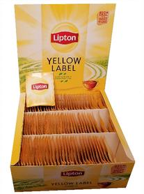 LIPTON 100 KOPERT herbata ekspresowa