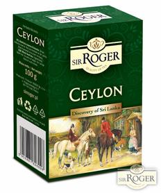 Sir Roger herbata liściasta 100g CEYLON