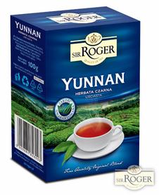 Sir Roger herbata liściasta 100g YUNNAN