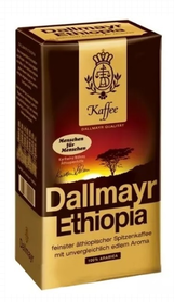 Dallmayr ETHIOPIA 500 mielona Arabica 31/05 Data