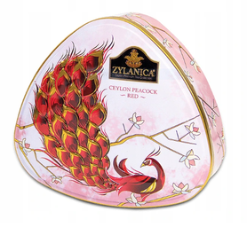 Herbata czarna ZYLANICA Peacock Red puszka 100g