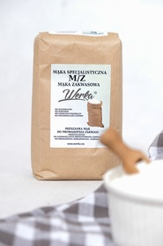 Mąka Zakwasowa Żytnia 5Kg