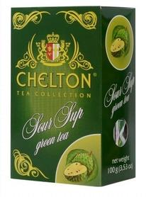 Chelton 100g Green Tea SourSop Zielona liściasta