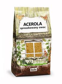 ACEROLA sproszkowany owoc 100g