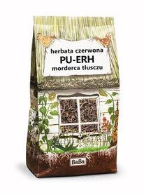 PU-ERH - herbata czerwona