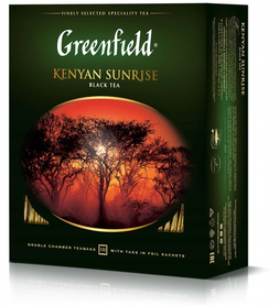 Herbata Greenfield Kenyan Sunrise100x2g