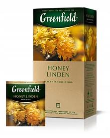 Greenfield Herbata Honey Linden Ekspresowa 25tb