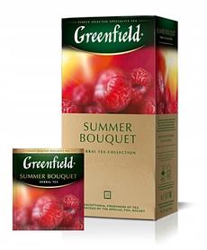 Greenfield Herbata MALINOWA Ekspresowa 25 kopert