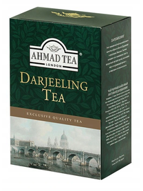 Herbata czarna liściasta Ahmad Darjeeling 100 g