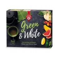 Teekannne Green&White 6x5 Kopert