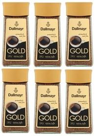 Dallmayr GOLD kawa ROZPUSZCZALNA 6x200g