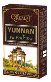 Herbata OSKAR YUNNAN Pu-Erh czerwona 100g