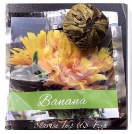 Herbata Banana Kwitnąca 1 sztuka
