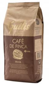 Cafes Guilis to znana i ceniona palarnia z Hiszpanii, jest również bardzo blisko plantacji z jakich pozyskuje kawę (bezpośrednio z konkretnych plantacji czy grup plantatorów pozyskuje większość zielonego ziarna