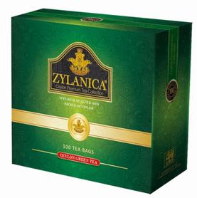 Zielona łamana herbata o wyjątkowo silnym aromacie.